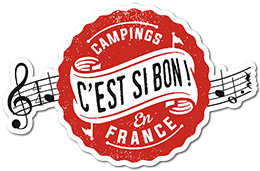 Logo C'est si bon en France.