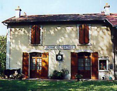 Gare de Milhac de Nontron