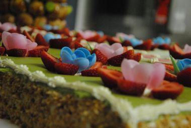 Chef's cake seasonal