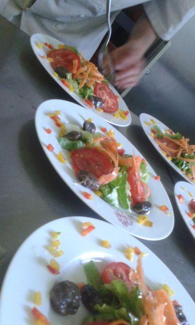Salade de Gésiers du Périgord