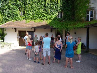 La visite gratuite du Château