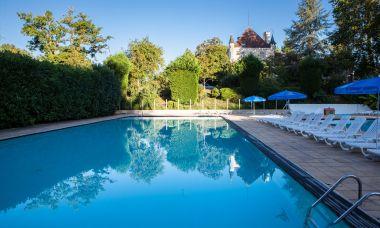 Overdekt zwembad, Jacuzzi Spa, gratis