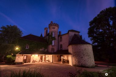 Châteaux en Fête Château de nuit, Restaurant Périgord