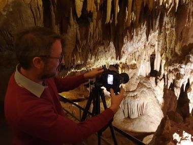Reportage Grottes de Villars