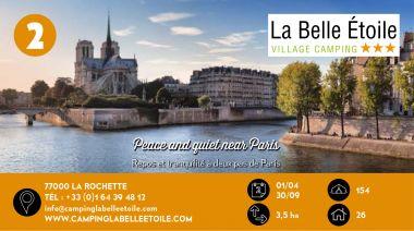 La Belle Etoile à Melun en Région Parisienne