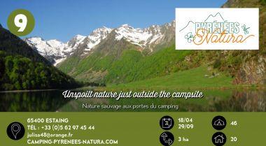 Pyrénées Natura à Estaing dans les Pyrénées