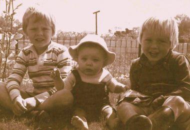 Diederik, Olivier et Floris, les 3 fils