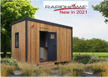 Nouveau en 2021 : Sanitaire individuel marque RapidHome