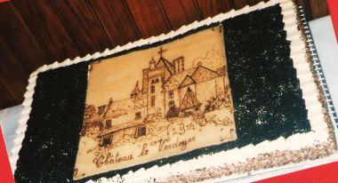 Château le Verdoyer Anniversaire Dordogne