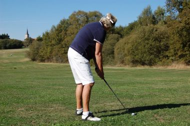 Golf in Champs Romain