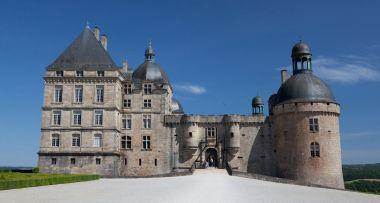 un Château ayant souvent servi de lieu de tournage
