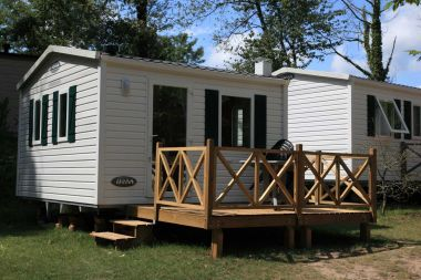 Mobile home Luxe 2 personnes
