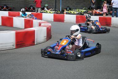 Du Karting à Teyjat