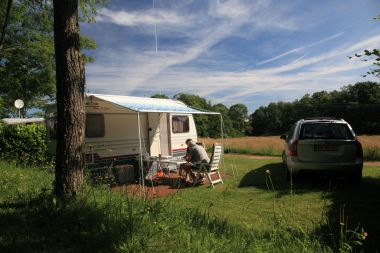 Campingplaats 'Grand Confort'