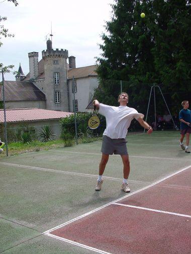 du tennis