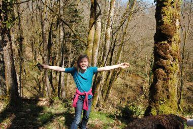 Randonnée Marche VTT Boucle Tacot Périgord Vert