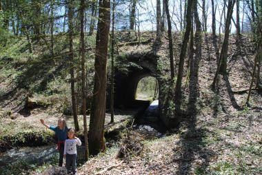 Hiking walking mountain bike Boucle Tacot Périgord Vert