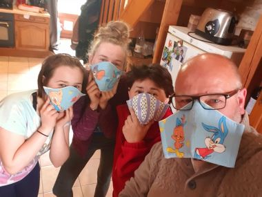 Maskers voor iedereen