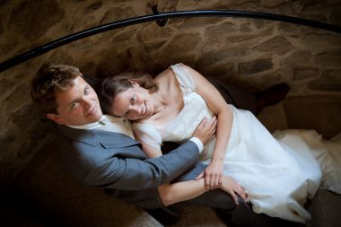 Pensez-y pour les photos de couples...