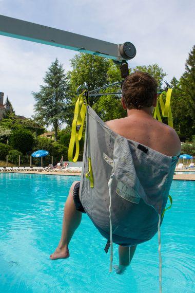 Indoor Pool piscine couverte Périgord Verdoyer