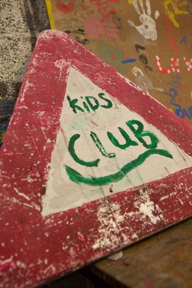 Kids Club: every day except Saturdays, in July and August