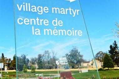 Oradour sur Glane Château le Verdoyer