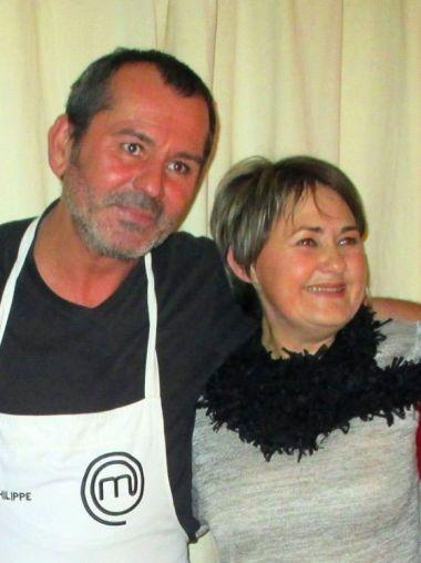 Philippe Mesuron & Véro
