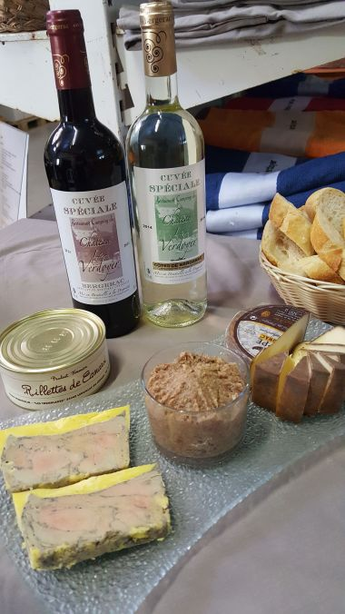 Local products from the Périgord
