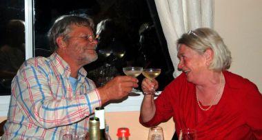 Richard en Ineke in 2017 : 30 jaar van de Verdoyer