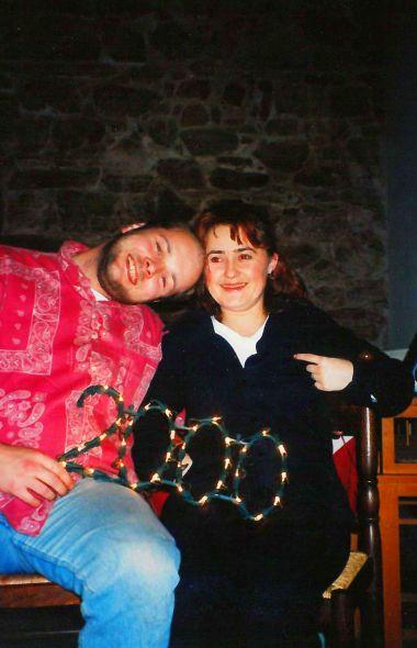 Flo en Véro, jaar 2000 in Périgord