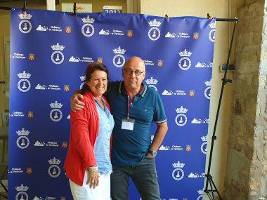 Virginie Jouanny et Gilles Vincent