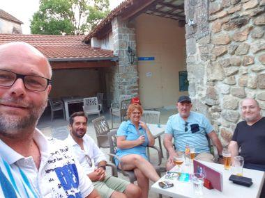 James Holin, Bruno Bouzounie et Madame, Etienne H Boyer