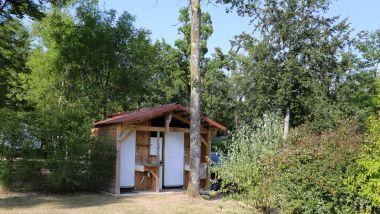 Sanitaire privé fabrication maison