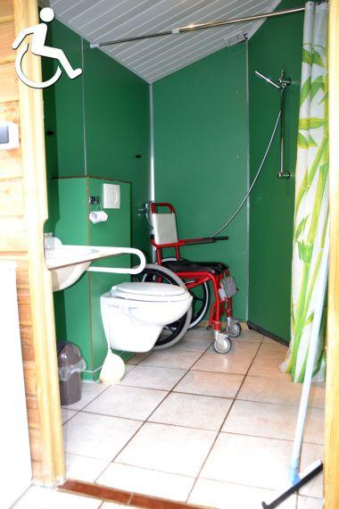 Sanitaire Individuel adapté Verdoyer