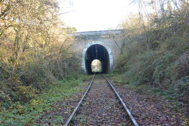 voie verte ou ferrée en Périgord