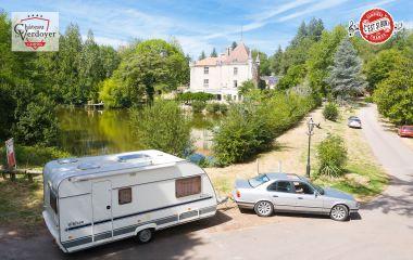 Holiday caravan Dordogne