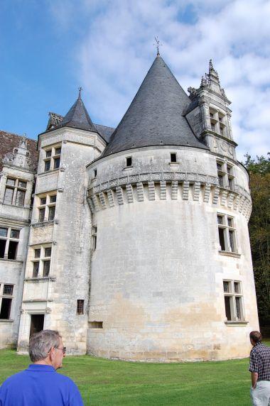 Puyguilhem Loire Périgord