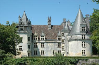Château de Puyguilhem Villars