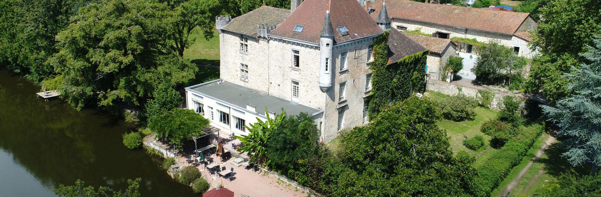 Château le Verdoyer Périgord Vert