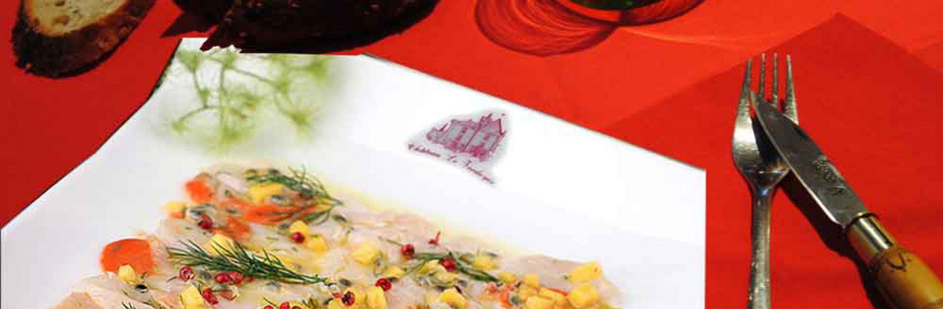Scallop Mango seafood