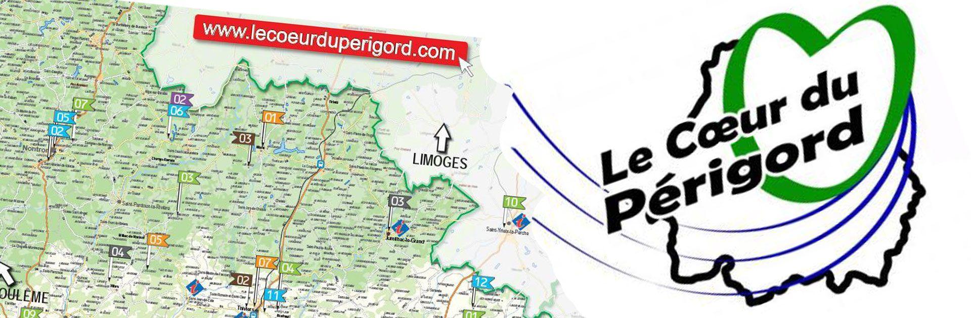 Cœur du Périgord sites Dordogne