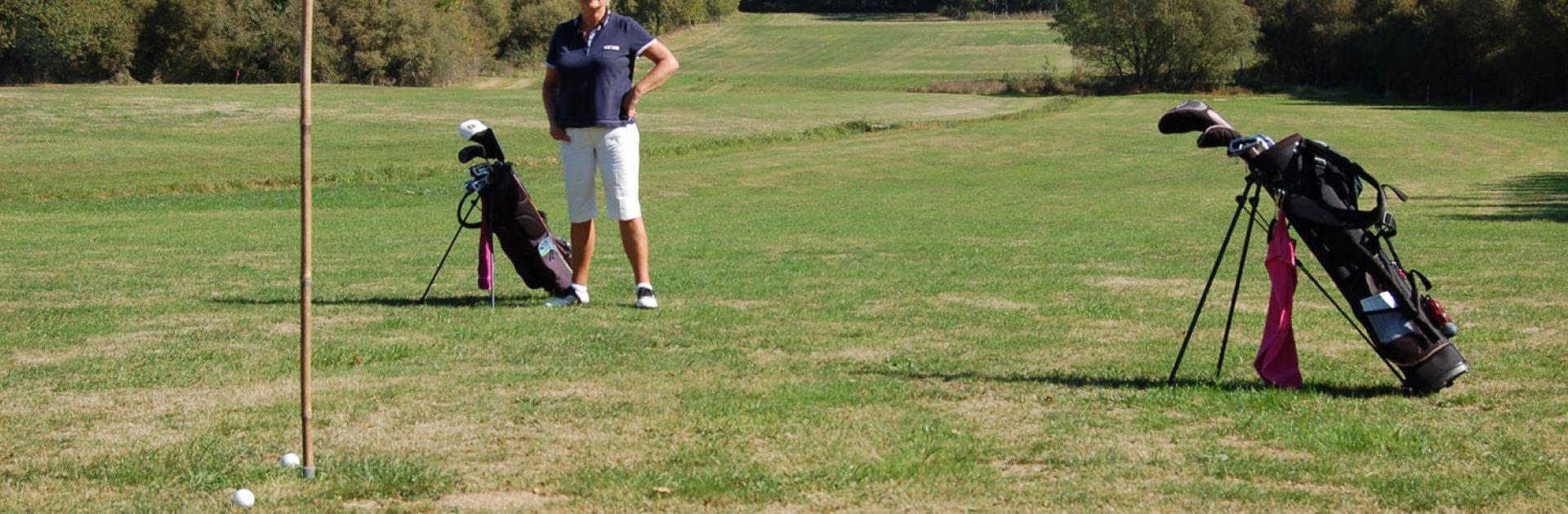 Golf 9 trous Champs Romain Périgord Vert