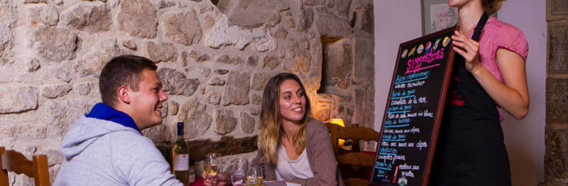 Restaurant Terrasse Gastronomie Périgord