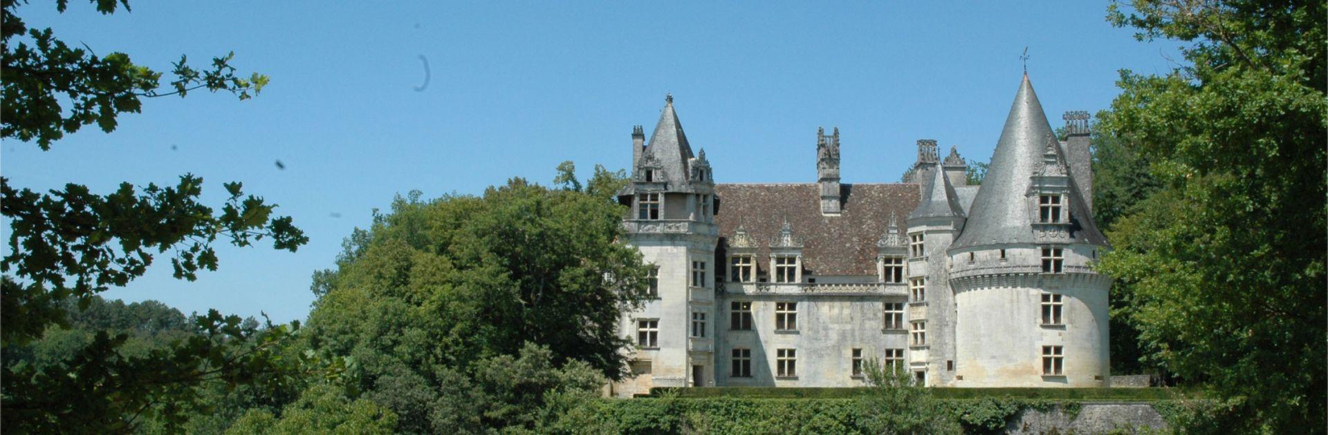 château renaissance périgord vert